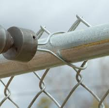 chain link fence ties. Plain Link Twist Tight Ties In Chain Link Fence C