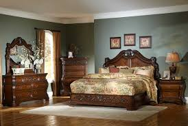 traditional master bedroom. Traditional Master Bedroom Design Ideas With Blue Wall And Dress Mirror Also Dark Wood Floor As