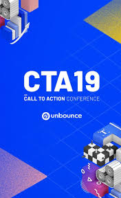 Unbounce Conversion Centered Design Agenda Unbounce Call To Action Conference 2019