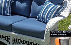 Wicker Side TableHow To Clean Wicker Outdoor Furniture