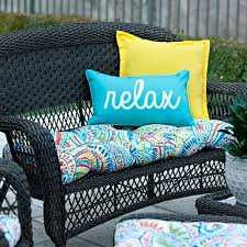 Patio Outdoor Patio Pillows Home Interior Decorating Ideas