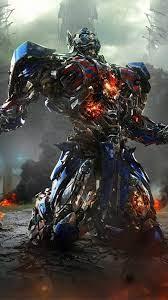 Transformers Optimus Prime HD ...