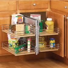 Corner Cabinet Shelving Unit Corner Organizers Shop For Blind Corner Kitchen Cabinet 28