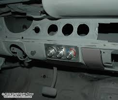car air conditioner controls. the car did not previously have air conditioning, so everything was ordered from classic auto (866-784-4278 \u2022 www.classicautoair.com). conditioner controls