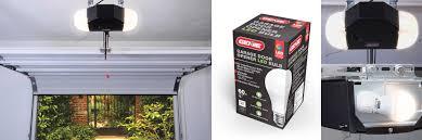 garage door opener bulbGenie LED Garage Door Opener Light Bulb  60 Watt 800 Lumens