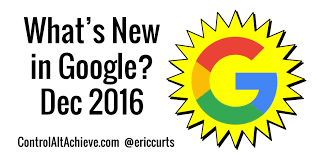 Control Alt Achieve Whats New In Google December 2016