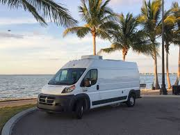 the cost of a promaster is lower than the other vans particularly the sprinter in addition getting parts and service is easier and less expensive at the