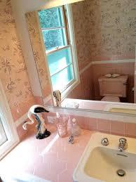 A Mamie pink bathroom built from scratch - sneak peek of Nanette ...