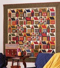 From traditional pieced House blocks to quilt designs with modern ... & From traditional pieced House blocks to quilt designs with modern abodes,  these quilt patterns will Adamdwight.com