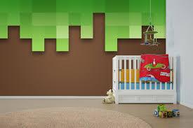 Okergeel Behang Nieuw Behang Babykamer Mintgroen Afbeelding Het
