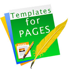 newsletter template for pages pages templates for apple s pages