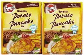Stir in the mashed sweet potato. Panni Bavarian Potato Pancake Mix 6 63oz Box Pack Of 3 Check This Awesome Image Baking Mixes Baking Ingredients Pancake Recipe Easy