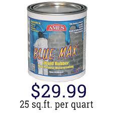 ames blue max. Beautiful Blue Blue Max Regular Grade 1 Quart To Ames L