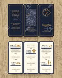 Design A Menu Free Stock Vector Menu Card Design Restaurant Menu Design