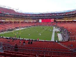 Fedexfield View From Section 230 Vivid Seats