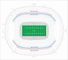 Paradigmatic Metlife 3d Seating Seahawks Seating Chart With