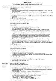 Engineering Resume Examples Image Processing Engineer Resume Samples Velvet Jobs 9