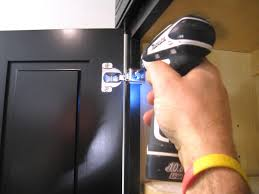 cabinet doors drill