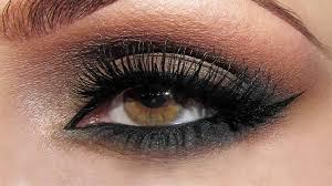 beautiful simple eye makeup for brown eyes