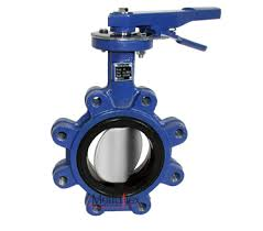 Wafer And Lug Style Butterfly Valves With Dinc Disc And Epdm