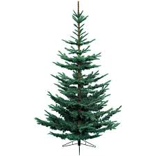 Kaemingk Nobilis Fir Christmas Tree - 7ft. Loading zoom