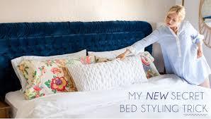 Extra Long Decorative Lumbar Pillow