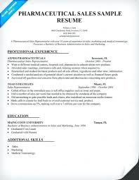 Medical Sales Resumes Medical Sales Resume Examples Extraordinary Inspiration Pharmaceutical Sales Resume