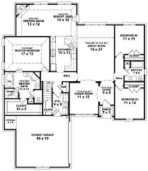 ... Download Bungalow House Plans With Split Bedrooms Adhome Bedroom  Definition Opulent Design Ideas 15 3 Level