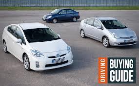 2013 Prius Bulb Chart Toyota Prius 2000 To Present