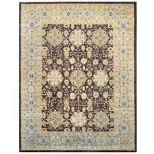 afghan hand knotted vegetable dye wool rug 11 9 x 15 herat oriental rugs