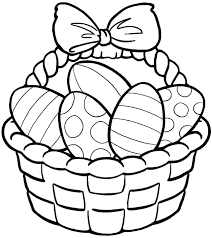 Free Easter Coloring Pages For Sunday School Coloring Book Pages