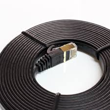 flat ethernet cable wiring solidfonts cat5e 30awg utp flat ethernet network patch cable 25ft black