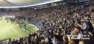 Vancouver Whitecaps Soccer In 2019 Vancouvers Best Places