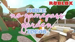 3 no gamepass garden ideas welcome to