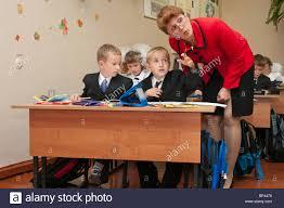 Boys and mature teachers