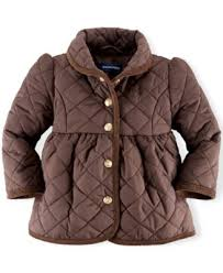 Ralph Lauren Baby Girls' Quilted Jacket - Kids - Macy's & Ralph Lauren Baby Girls' Quilted Jacket Adamdwight.com
