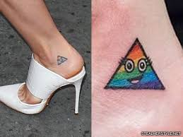 Katy Perrys Tattoos Meanings Steal Her Style