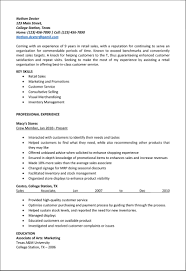 Resume Examples For Retail Sales Associate Resume For Sales Associate Serpto Carpentersdaughter Co