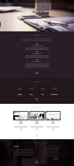 html resume cv website templates xdesigns resume responsive web template