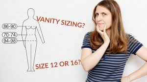 Size Chart Confusion Is Vanity Sizing A Myth