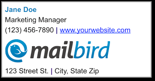 work email signatures 10 examples of professional email signatures for businesses