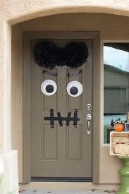 halloween front door decorationsFun Halloween Front Door Ideas  Spaceships and Laser Beams