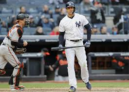 Image result for GIANCARLO STRIKEOUT