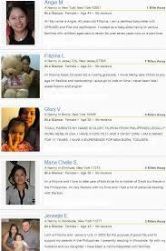 San Diego Babysitter Bilingual Filipino Nannies In The U S Filipino Nannies In The