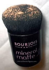 Indian Vanity Case Bourjois Mineral Matte Mousse Foundation