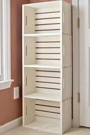 diy crate furniture. unique crate diy crate bookshelf and diy furniture
