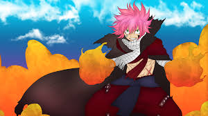 fairy tail natsu wallpapers photo