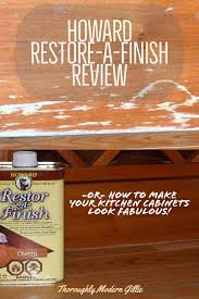 How To Use Restor A Finish