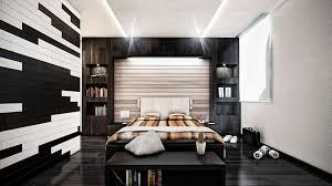 Modern Black And White Bedroom Black And White Themed Bedroom