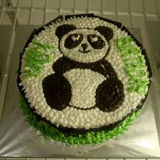 Gambar Kue Ulang Tahun Panda
